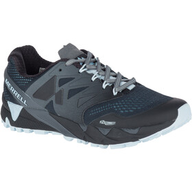 Merrell Agility Peak Flex 2 E-Mesh Running Shoes Women grey/black
